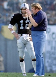 John Madden and Ken Stabler - 1976. Sportsillustrated.cnn.com